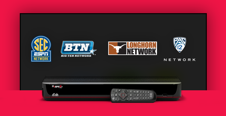 DISH College Sports TV Packages - Madison, Wisconsin - Star Satellite - DISH Authorized Retailer
